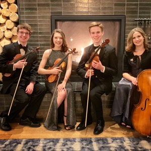 McKinney, TX String Quartet | Vanguard String Quartet