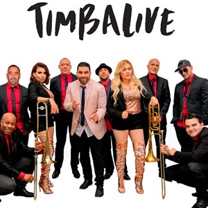 Miami, FL Latin Band | TIMBALIVE