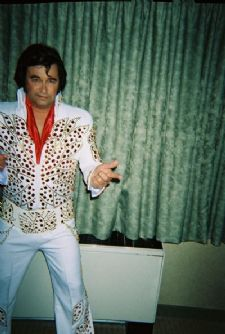 Columbia City Elvis Impersonator | Scotts * Elvis *   Tribute Show