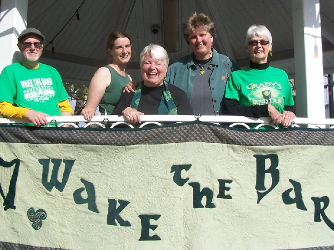 Wake The Bard - Irish Band - Los Angeles, CA
