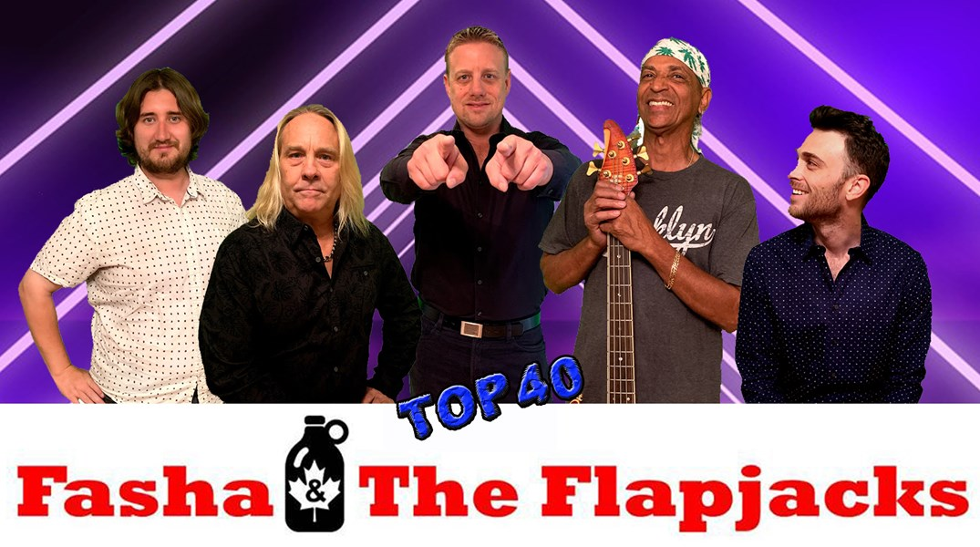 Fasha & the Flapjacks - Cover Band - Los Angeles, CA