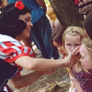Greenville, SC Costumed Character | Party Peaches Children's Entertainment