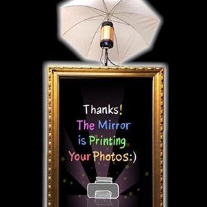 Bowie, MD Photo Booth | Magical Mirror Photobooths & Photography