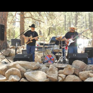 Crown King Bluegrass Band | The Sierra Outlaws