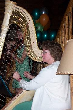 O'Meara Music - Solo, Duo, Or Trio | Eau Claire, WI | Harp | Photo #8
