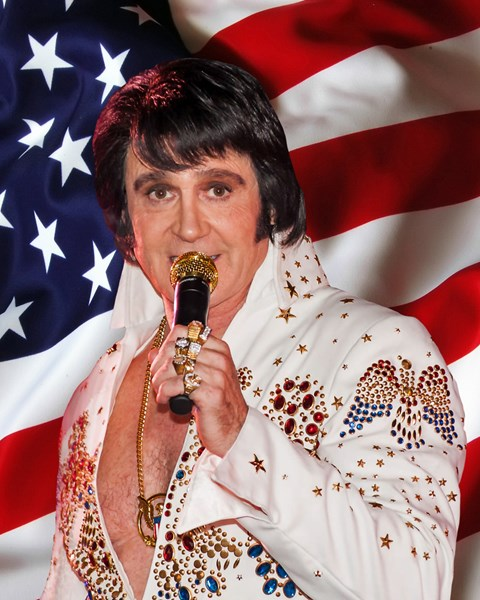 Art Kistler and the EP Boulevard Show Band! - Elvis Impersonator - Cottage Grove, MN