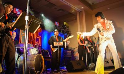Art Kistler and the EP Boulevard Show Band! | Cottage Grove, MN | Elvis Impersonator | Photo #15