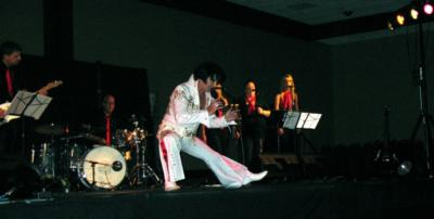 Art Kistler and the EP Boulevard Show Band! | Cottage Grove, MN | Elvis Impersonator | Photo #11