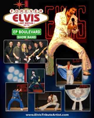 Art Kistler and the EP Boulevard Show Band! | Cottage Grove, MN | Elvis Impersonator | Photo #5
