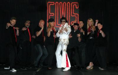 Art Kistler and the EP Boulevard Show Band! | Cottage Grove, MN | Elvis Impersonator | Photo #7