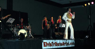 Art Kistler and the EP Boulevard Show Band! | Cottage Grove, MN | Elvis Impersonator | Photo #22