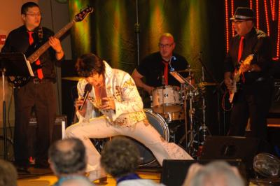 Art Kistler and the EP Boulevard Show Band! | Cottage Grove, MN | Elvis Impersonator | Photo #13