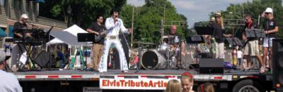 Art Kistler and the EP Boulevard Show Band! | Cottage Grove, MN | Elvis Impersonator | Photo #14