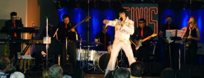 Art Kistler and the EP Boulevard Show Band! | Cottage Grove, MN | Elvis Impersonator | Photo #4