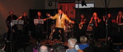 Art Kistler and the EP Boulevard Show Band! | Cottage Grove, MN | Elvis Impersonator | Photo #19