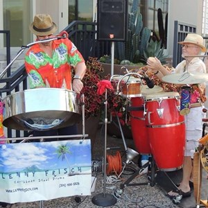 Oil Trough Salsa Band | Lenny Frisch