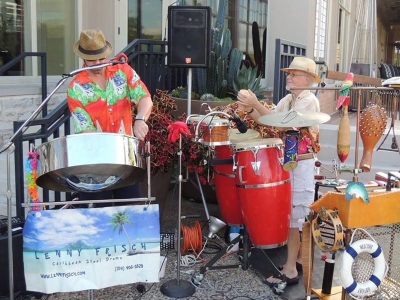 Lenny Frisch - Steel Drum Band - Maryland Heights, MO