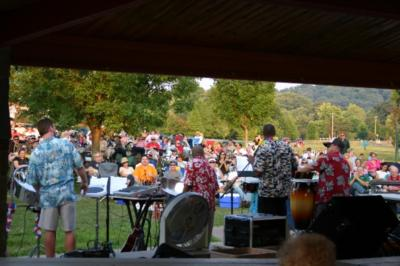Lenny Frisch | Maryland Heights, MO | Steel Drum Band | Photo #21