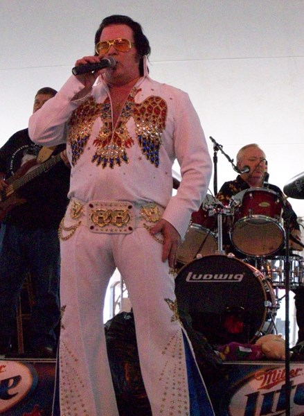 Elvis Himselvis W Or W/o Dtcb Band - Elvis Impersonator - Springfield, IL