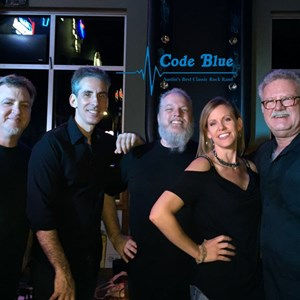 Austin, TX Rock Band | Code Blue