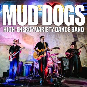 Kalona Variety Band | Mud Dogs #1 Top Rated Variety Band In The Midwest!