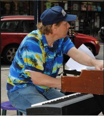 Will Landstrom | Blakeslee, PA | Piano | Photo #16