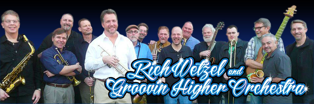Groovin Higher Orchestra - Jazz to Rock Big Band - Rock Band - Tacoma, WA