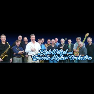 Preston Blues Band | Rich Wetzel's Groovin Higher Orchestra