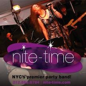 Mc Afee 80s Band | Nite-Time
