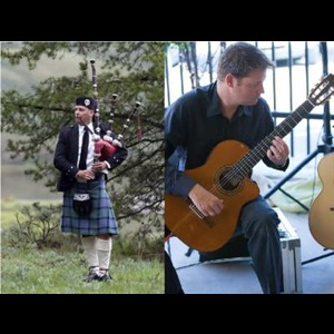 Yellow Jacket Folk Singer | Bagpiper & Guitarist- Michael Lancaster