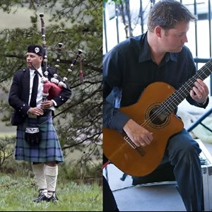 Herreid One Man Band | Guitarist & Bagpiper- Michael Lancaster
