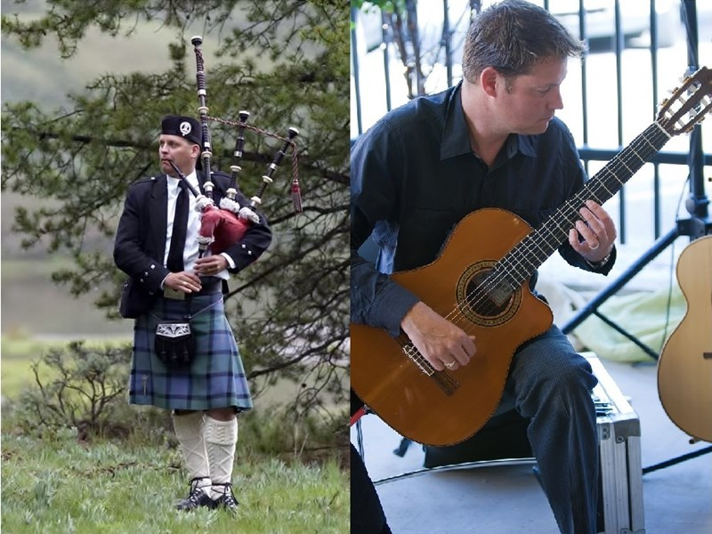 Bagpiper & Guitarist- Michael Lancaster - Acoustic Guitarist - Denver, CO