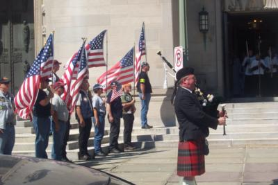 Robert Mitchell | Bethesda, MD | Bagpipes | Photo #21