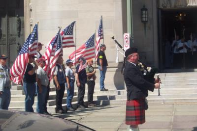 Robert Mitchell | Bethesda, MD | Bagpipes | Photo #6