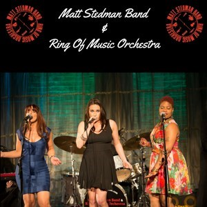 Crete 50s Band | Matt Stedman Band & Ring Of Music Orchestra