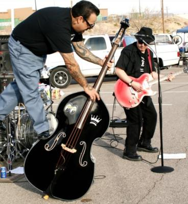 The Rockabilly Strangers | Las Cruces, NM | Rockabilly Band | Photo #4