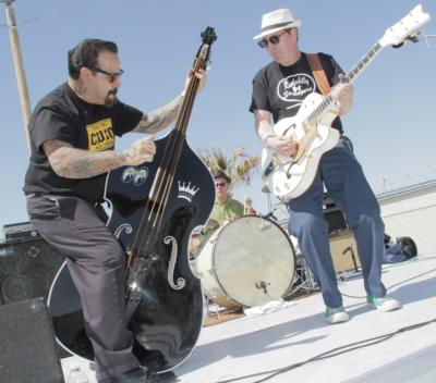 The Rockabilly Strangers | Las Cruces, NM | Rockabilly Band | Photo #10