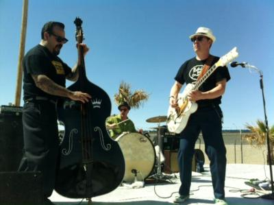 The Rockabilly Strangers | Las Cruces, NM | Rockabilly Band | Photo #22