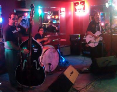 The Rockabilly Strangers | Las Cruces, NM | Rockabilly Band | Photo #24