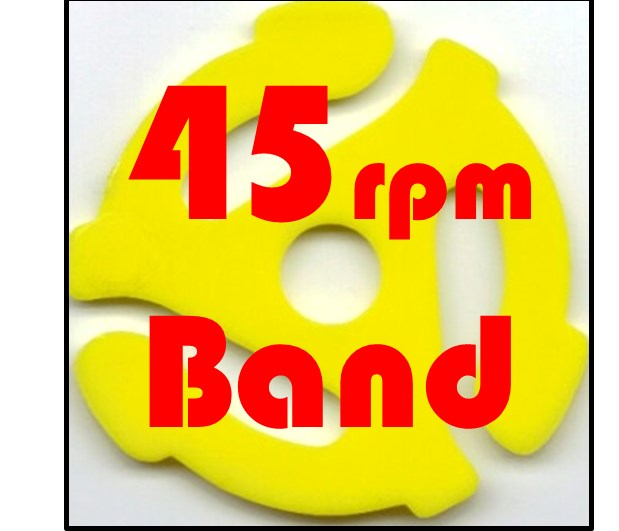 The 45rpm Band           - Cover Band - Plainfield, IL