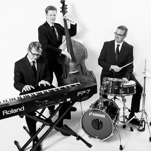 Clarks Grove 40s Band | Reception Jazz