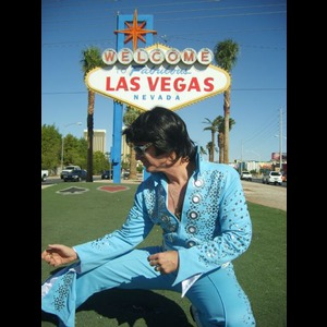 Roseville Elvis Impersonator | Johnny Reno - The Sacramento King