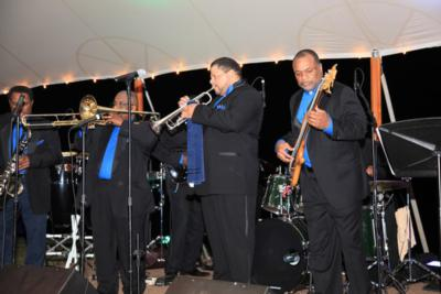 The C. Barnes Project | Upper Marlboro, MD | R&B Band | Photo #7
