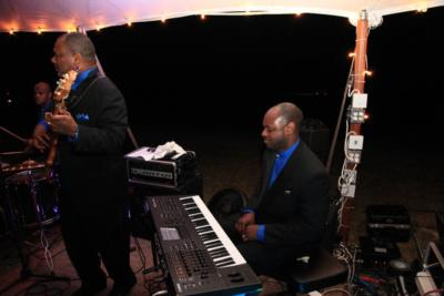 The C. Barnes Project | Upper Marlboro, MD | R&B Band | Photo #21