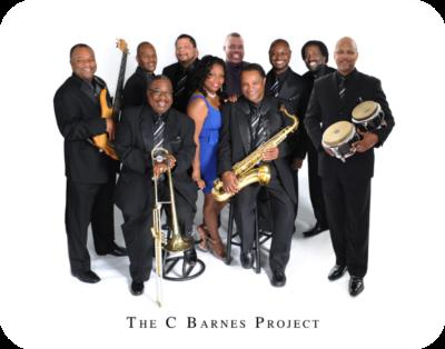 The C. Barnes Project | Upper Marlboro, MD | R&B Band | Photo #1