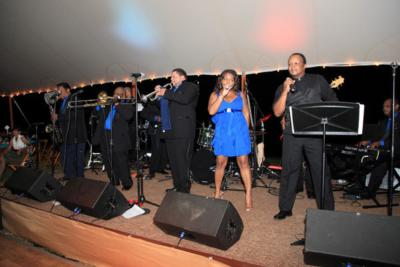 The C. Barnes Project | Upper Marlboro, MD | R&B Band | Photo #10