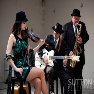 Coffeyville Swing Band | The Texas Gypsies