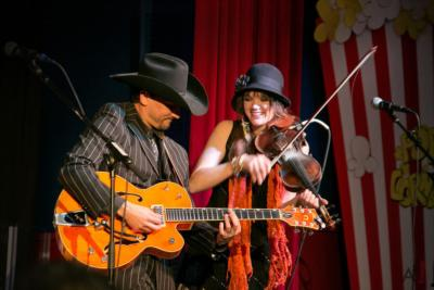 The Texas Gypsies | Dallas, TX | Swing Band | Photo #12
