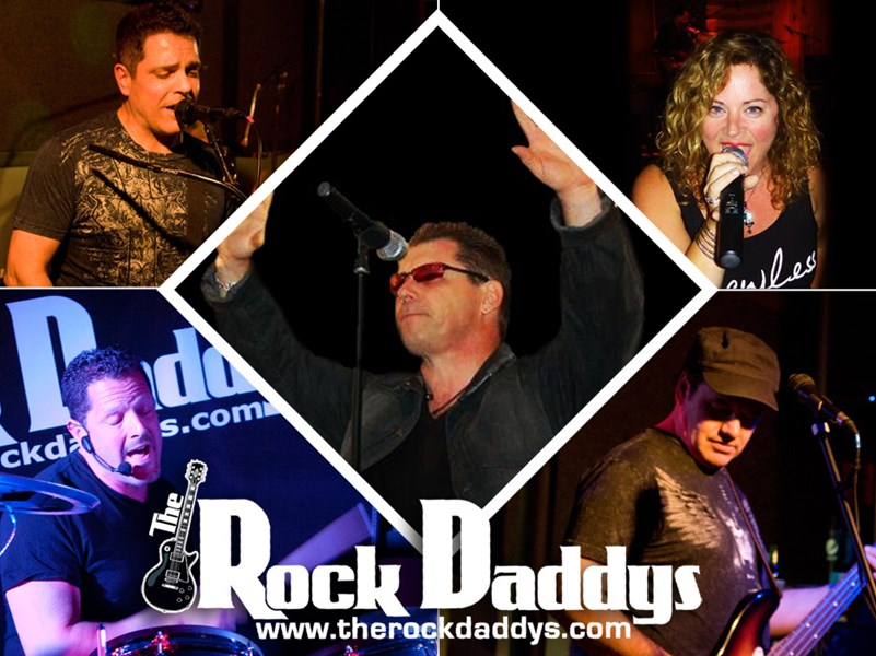 The Rock Daddys - Cover Band - Hudson, NH