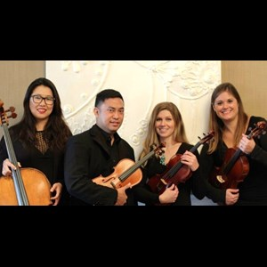 Prince William Chamber Music Quartet | St. Charles String Quartet
